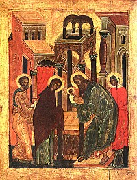 The Meeting of the Lord (Feb 2)