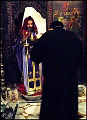 The Presanctified Holy Gifts...