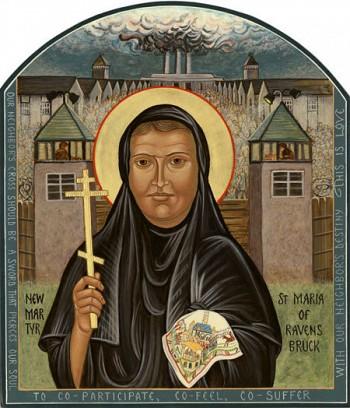 St Maria Skobtsova (†1945)