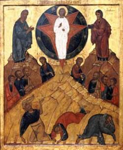 Feast of the Transfiguration (Aug 6)