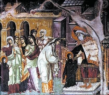Entrance of the Theotokos (Nov. 21), Schedule & Resources