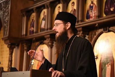 Fr. Sergius, Abbot of St. Tikhon of Zadonsk Monastery