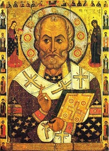 St Nicholas (Dec 6)