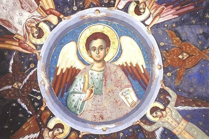 Christ, Angel of Great Counsel