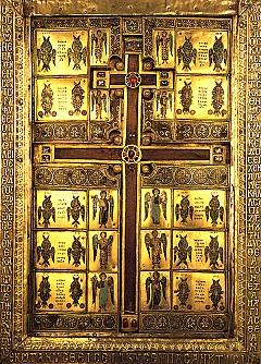 Fragment of the True Cross, Vatopaedi Monastery, Mt Athos