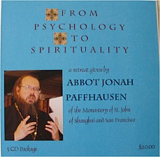 From Psychology to Spirituality