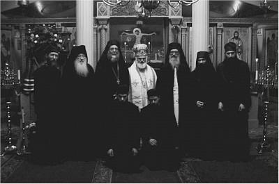 Fr Joseph, Met. Maximos, and the Brotherhood