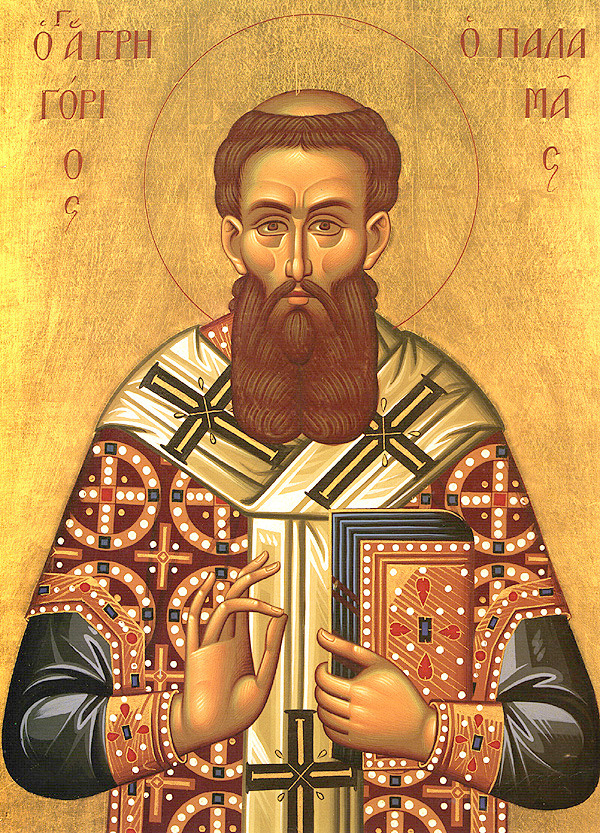 St Gregory Palamas   Christ the Savior ~ Holy Spirit ...